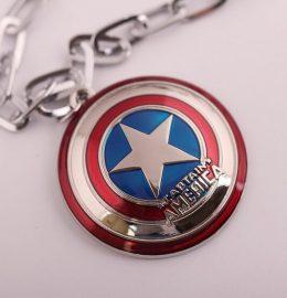Подвеска Капитан Америка
