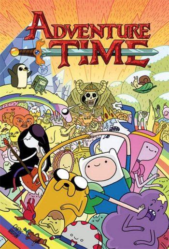 Время приключений. Adventure Time. Книга 1