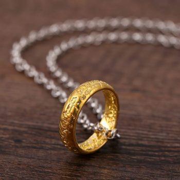 Подвеска кольцо Всевластия