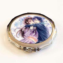 Зеркало с изображением из аниме Noragami 5