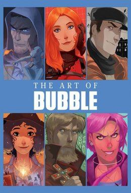 Артбук Баббл.The Art of Bubble