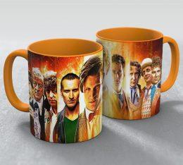 Кружка Doctor Who 3