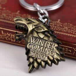 Брелок Winter Coming