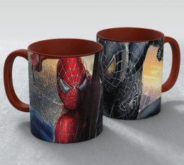 Кружка Spider Man 4