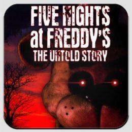 Магнит по игре Five Nights at Freddy's 11