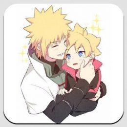 Магнит по аниме Naruto 2