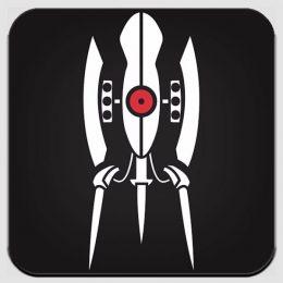 Магнит по игре Portal