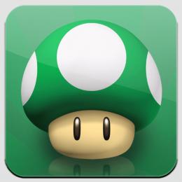 Магнит по игре Mario