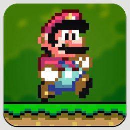 Магнит по игре Mario 2