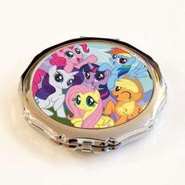 Зеркало с изображением из My Little Pony
