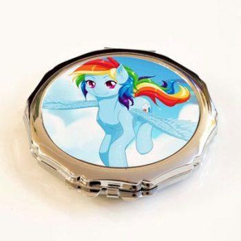 Зеркало с изображением из My Little Pony 6
