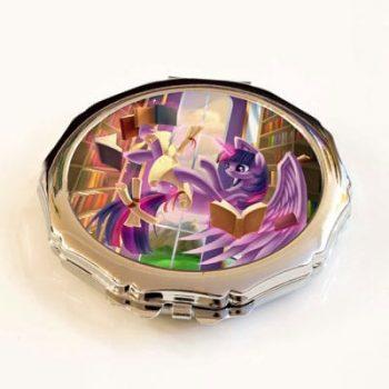 Зеркало с изображением из My Little Pony 3