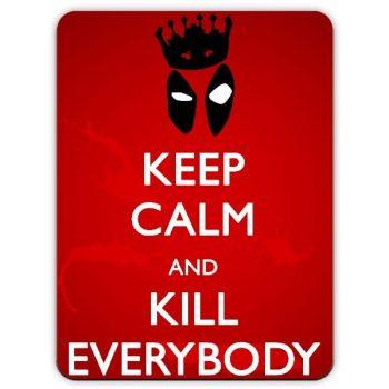 Магнит Deadpool. Дэдпул