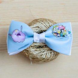 Галстук-бабочка Adventure Time