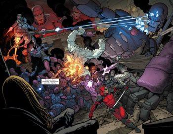 X-Men. Люди Икс. Том 1. Битва Атома