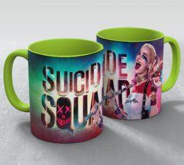 Кружка Suicide Squad. Отряд Самоубийц