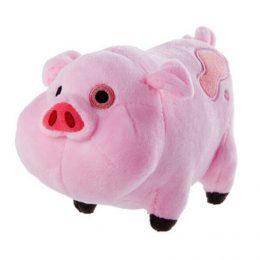 Игрушка свинка Пухля