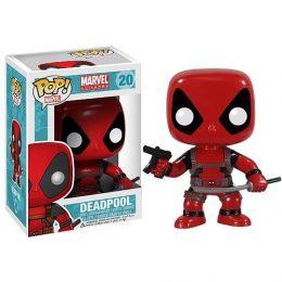 Фигурка Funko POP. Deadpool. Дэдпул из вселенной Marvel. №20