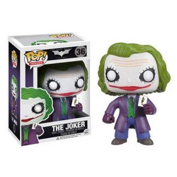 Фигурка Funko POP. Joker из киноленты Batman Dark Knight. №36