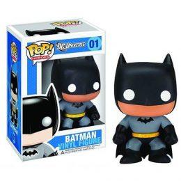 Фигурка Funko POP. Batman из вселенной DC Comics. №01