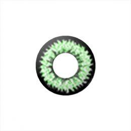 Линзы двухтоновые зеленые 207Green