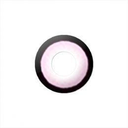 Линзы двухтоновые розовые 208Pink