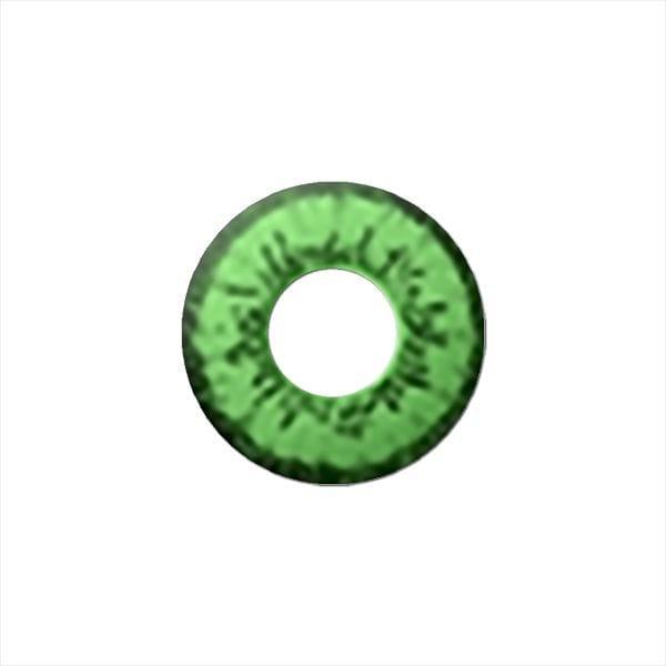 Линзы двухтоновые зеленые 209LBGreen
