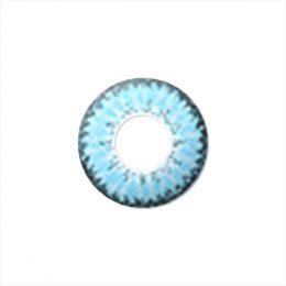Линзы трехтоновые голубые BrillerBlue