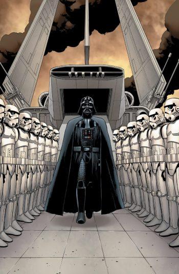Star Wars. Звёздные Войны. Том 1. Скайуокер наносит удар