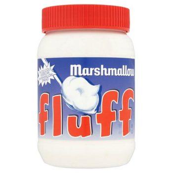 Кремовое маршмеллоу Marshmallow Fluff ваниль