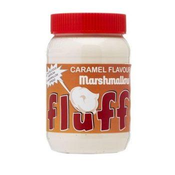 Кремовое маршмеллоу Marshmallow Fluff карамель