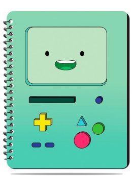 Тетрадь. Adventure Time. Время Приключений.