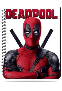 Тетрадь. Deadpool. Дэдпул