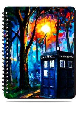 Тетрадь. Doctor Who. Доктор Кто 2