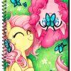 Тетрадь. My Little Pony