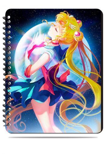 Тетрадь. Sailor Moon. Сейлор Мун