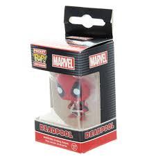 Брелок Funko POP. Deadpool. Дэдпул из вселенной Marvel