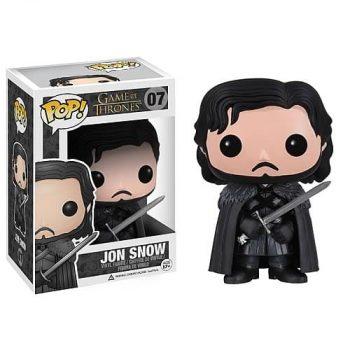 Фигурка Funko POP. Jon Snow из сериала Game of Thrones. №07