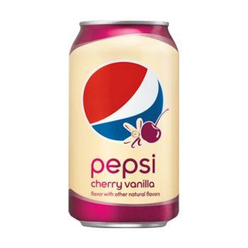 Pepsi со вкусом вишни и ванили