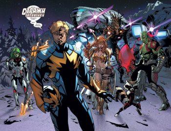 Новые Люди Икс/Стражи Галактики Суд над Джиной Грей