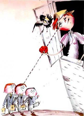 Григорий Остер: Вредные советы. Если вас забыли в детском садике