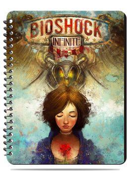 Тетрадь. Bioshock infinite