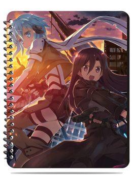 Тетрадь. Sword Art Online 3