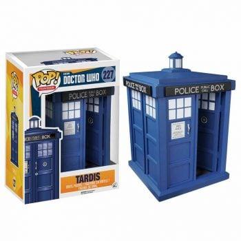 """Фигурка Funko POP. Vinyl: Doctor Who: 7"""" TARDIS"""