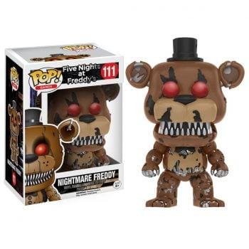 Фигурка Funko POP. Vinyl: Games: FNAF: Nightmare Freddy