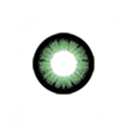 Линзы зеленые 204