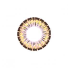 Линзы коричневые Cats Eyes