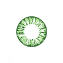 Линзы зеленые Dark 223