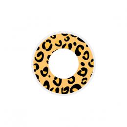 Линзы Маскарадные Leopard