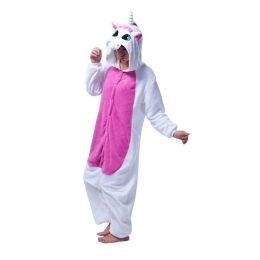 Пижама Кигуруми - Розовый Единорог